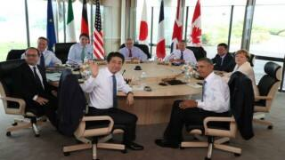 G7 meets developing countries amid China concerns