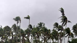 India sends ships with relief material to cyclone-hit Sri Lanka