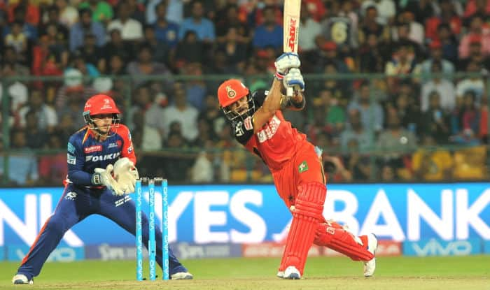 Rcb Beat Dd To Qualify For Playoffs Live Score Delhi Daredevils Dd Vs Royal Challengers Bangalore Rcb Ipl  Rcb    Overs