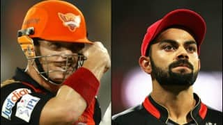 SRH win IPL 2016, beat RCB by 8 runs | LIVE Score Royal Challengers Bangalore (RCB) vs Sunrisers Hyderabad (SRH) IPL 2016 Final match