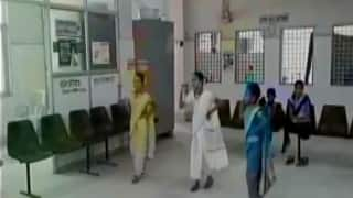Mumbai: Minor girls practice dance on 'Shaanta Bai' song in hospital OPD, share happiness (Watch Video)
