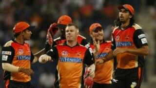 IPL 2016: Sunrisers Hyderabad beat Royal Challengers Bangalore by 8 runs to win thrilling IPL finale