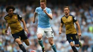 EPL: Manchester City, Arsenal draw 2-2; leaves Manchester United chance to jump to 4th spot