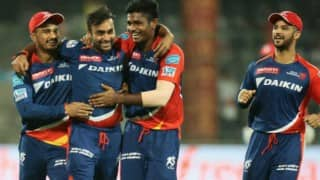 IPL 2016 SRHvsDD : Delhi Daredevils thrash Sunrisers Hyderabad at home