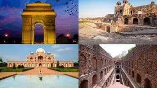 Here Are 10 Historical Monuments in Delhi That Are a Must-visit!