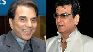 Dharmendra, Jeetendra felicitated by MNS during Maharashtra Day Celebrations