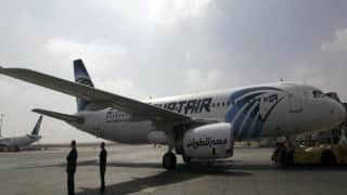 Massive search underway for missing EgyptAir plane