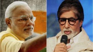 Zara Muskura Do: Amitabh Bachchan to host talk show highlighting Narendra Modi government's success