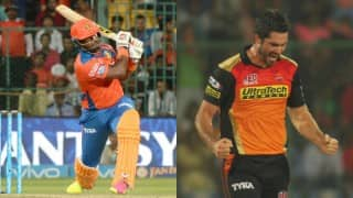 IPL 2016: Gujarat Lions to be tested by Sunrisers Hyderabad seamers in Qualifier 2