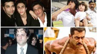 Showbiz Weekly Roundup: Salman Khan starrer Sultan trailer releases; Shah Rukh Khan's tiny tot AbRam turns 3