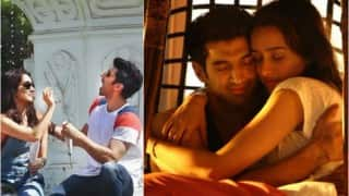 Shraddha Kapoor & Aditya Roy Kapur's adorable OK Jaanu pic will make you fall in love with the Aashiqui 2 couple all over again!
