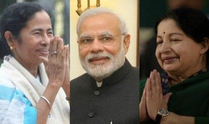 Assembly Elections 2016 results: Narendra Modi congratulates Jayalalithaa, Mamata Banerjee on poll victories