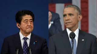 Japan's PM Shinzo Abe to press Barack Obama over US crimes on Okinawa: official