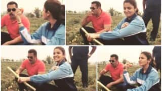 Sultan: This is what Salman Khan and Anushka Sharma are up to in Punjab!