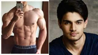 Sooraj Pancholi credits Sylvester Stallone for his 'chiseled' body
