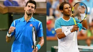 Rome Masters: It is Novak Djokovic versus Rafael Nadal once again