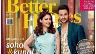 Soha Ali Khan and Kunal Kemmu 'Reveal Their Happy Marriage Secrets'