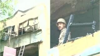 Ghaziabad: Major fire breaks out in IndiaMART building in Rajanagar, 5 killed