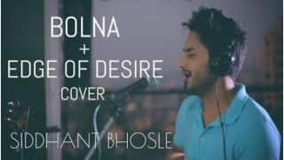 Siddhant Bhosle's mashup video of Bolna and John Mayer's Edge is going viral for all the right reasons!