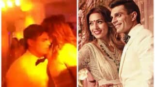 OH-SO-HOT! Bipasha Basu & Karan Singh Grover dancing on 'Katra Katra' will steam up your screen and how!