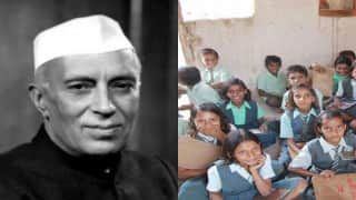 References to Jawaharlal Nehru in school textbook omitted in Rajasthan