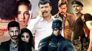 Friday movie releases: 24, Captain America Civil War, 1920 London, One Night Stand, Traffic, Zorawar - what will you watch?