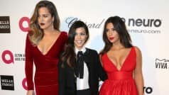 Khloe Kardashian struggled while growing up with sisters Kim and Kourtney