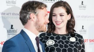 Anne Hathaway is gorgeous as mother: Adam Shulman