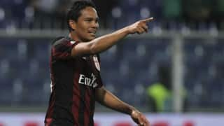Carlos Bacca winner gives AC Milan Europa League hope