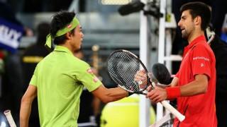 Novak Djokovic downs Kei Nishikori to set-up Andy Murray Madrid final
