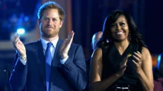 Prince Harry, Michelle Obama help kick off Invictus Games
