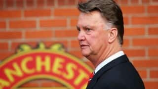 Louis Van Gaal booed as Manchester United sign off in fifth position