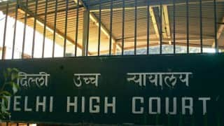 Recruitment of married women in JAG: High Court seeks Centre reply