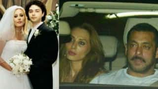 OMG! Salman Khan's fiancée Iulia Vantur was earlier married to a Romanian superstar! (See wedding pictures)