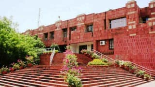 JNU adjourns Academic Council meeting amid ruckus over February 9 event