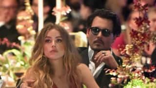 Judge orders Johnny Depp to stay away from estranged wife Amber Heard after she accuses him of assault!
