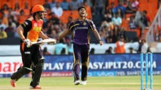 IPL 2017 LIVE Streaming Kolkata Knight Riders vs Sunrisers Hyderabad: Watch KKR vs SRH LIVE Eliminator on Hotstar