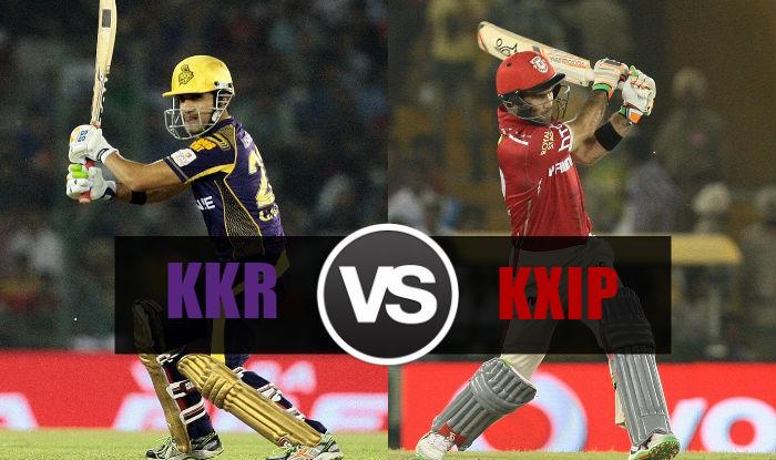 Kkr Beat Kxip By  Runs Live Score Kolkata Knight Riders Kkr Vs Kings Xi Punjab Kxip Ipl  Kxip   Overs Target