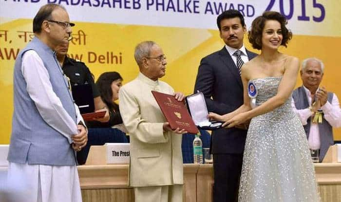 63rd National Film Awards: What Kangana Ranaut needs to learn from ...