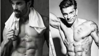 Karan Singh Grover's workout videos will give you major fitness goals