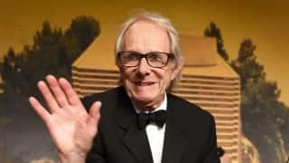 Britain's director Ken Loach wins Cannes gold with moving austerity tale