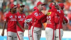 SRH 196/3 in 19 overs | LIVE IPL Cricket Score Kings XI Punjab vs Sunrisers Hyderabad, IPL 2017 Match 33: Dhawan departs after smashing half-century