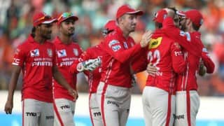 Kings XI Punjab vs Sunrisers Hyderabad LIVE Score, IPL 2017 Highlights: SRH win by 26 runs