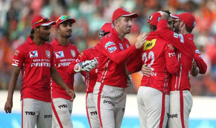 LIVE KXIP vs SRH IPL 2017: KXIP win toss, elect to bowl first