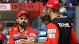 Virat Kohli recommends Daniel Vettori's name as next India coach