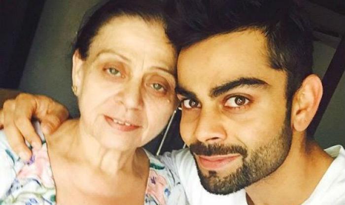 Virat Kohli takes to Twitter to pay tribute to moms on International ...