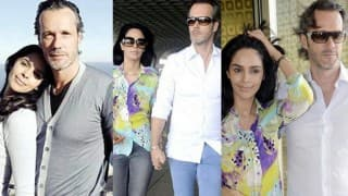 OMG! Mallika Sherawat marries boyfriend Cyrille Auxenfans in Paris?