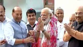 Assembly Election Results 2016: Narendra Modi hails voters for clean sweep victory in Assam