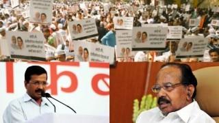 Agusta masters tear AAP convenor Arvind Kejriwal apart