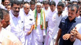 Kerala Elections Results 2016: Chief Minister Oommen Chandy to submit resignation today